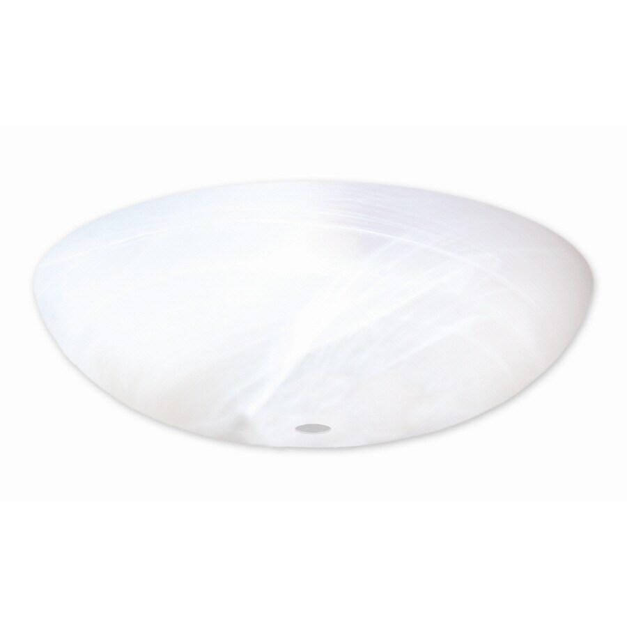 Shop fluorescent lighting parts accessories at lowes good earth lighting white replacement lens arubaitofo Choice Image