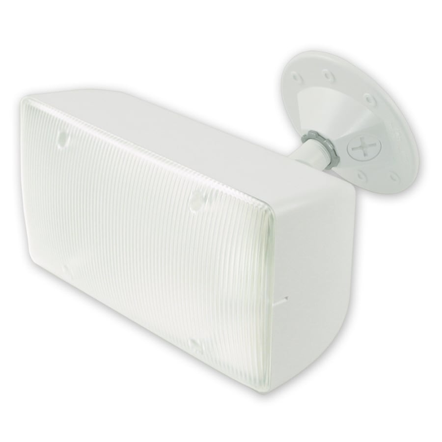 Utilitech White Dusk To Dawn Floodlight At Lowes Com