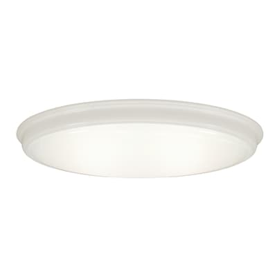 White Acrylic Ceiling Fluorescent Light Common 2 Ft Actual 31 In