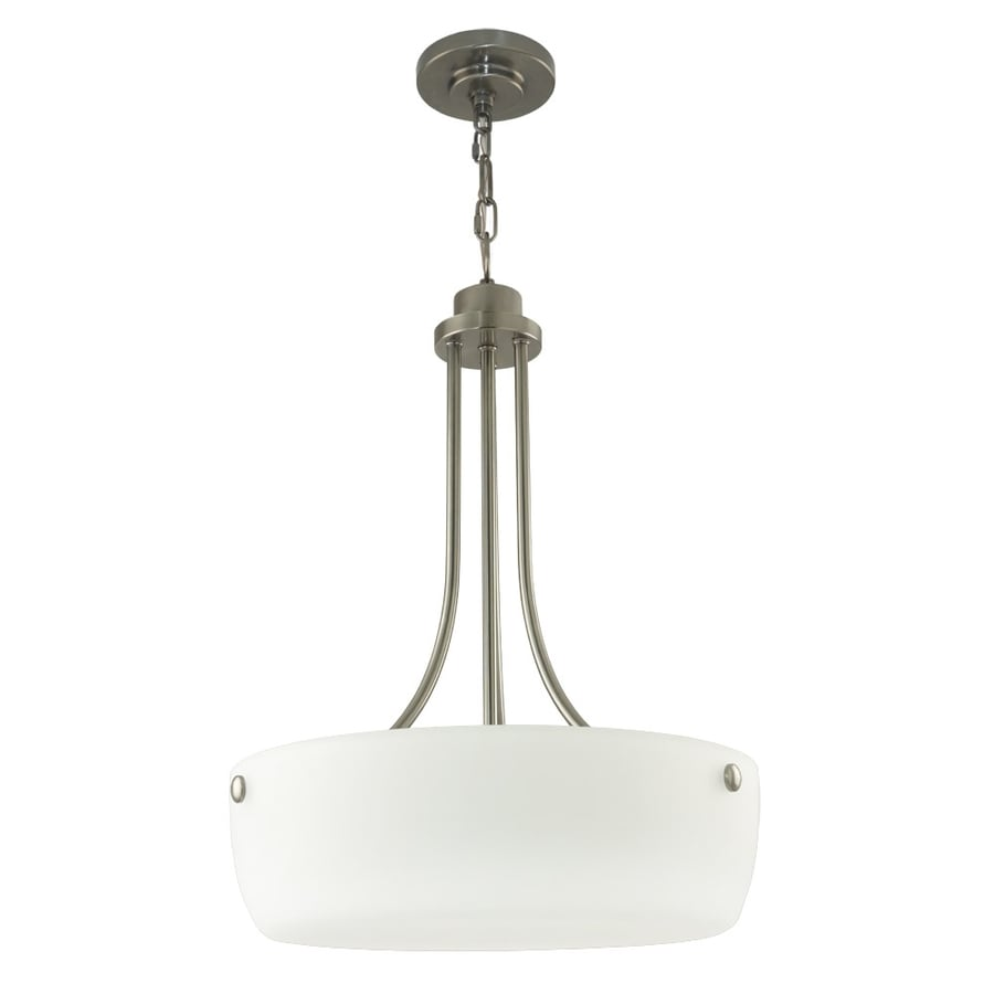 Good Earth Lighting Coronado 16.5-in Pewter Single Pendant