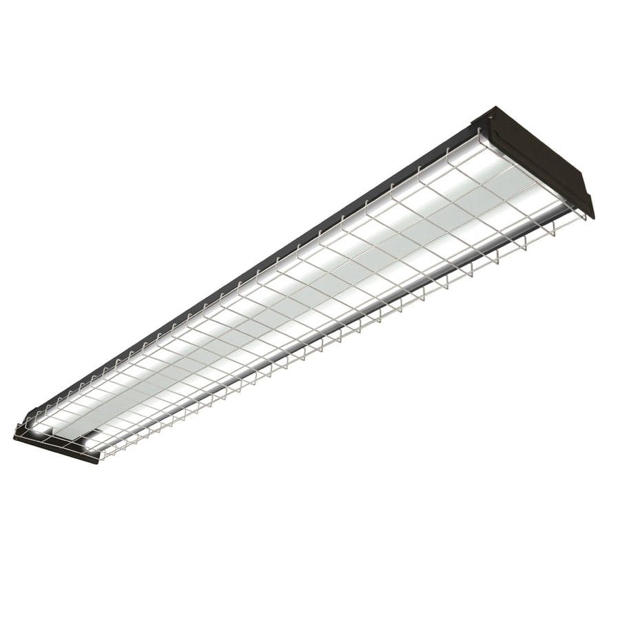 Utilitech Linear Shop Light (Common: 4-ft; Actual: 7.75-in x 48-in)
