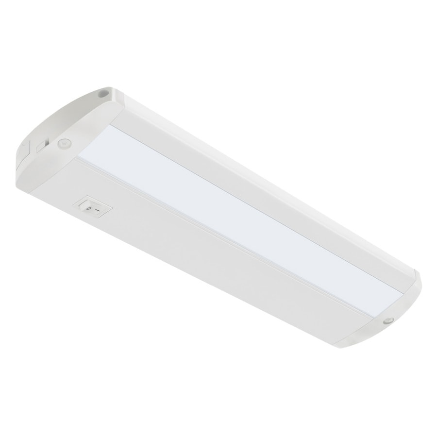 ecolight Designer 14-in/Plug-in Under Cabinet LED Light Bar