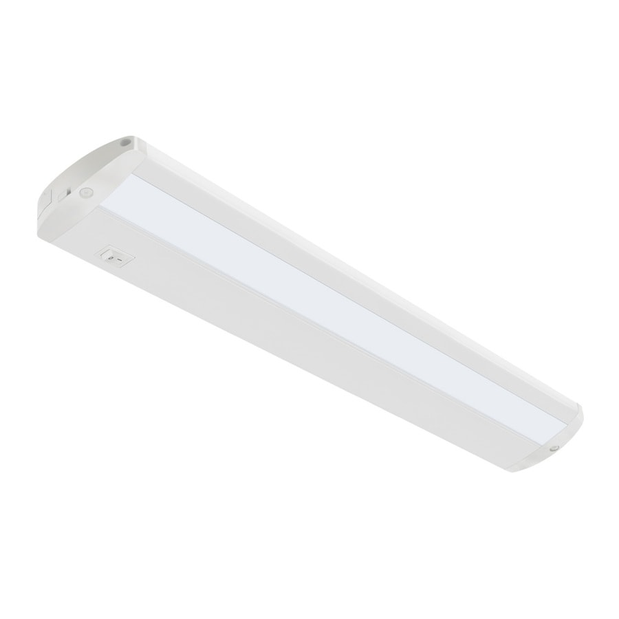 ecolight Designer 22-in/Plug-in Under Cabinet LED Light Bar
