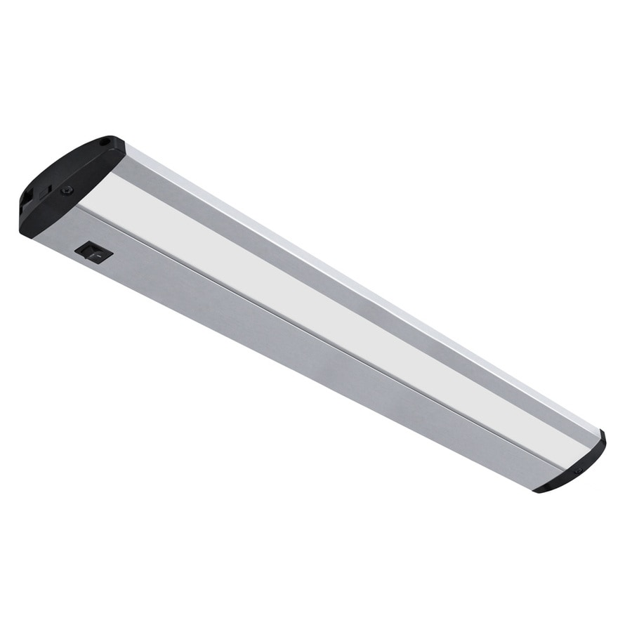 Utilitech Pro Designer Hardwired/Plug-in Under Cabinet LED Light Bar - Shop Under Cabinet Lights At Lowes.com