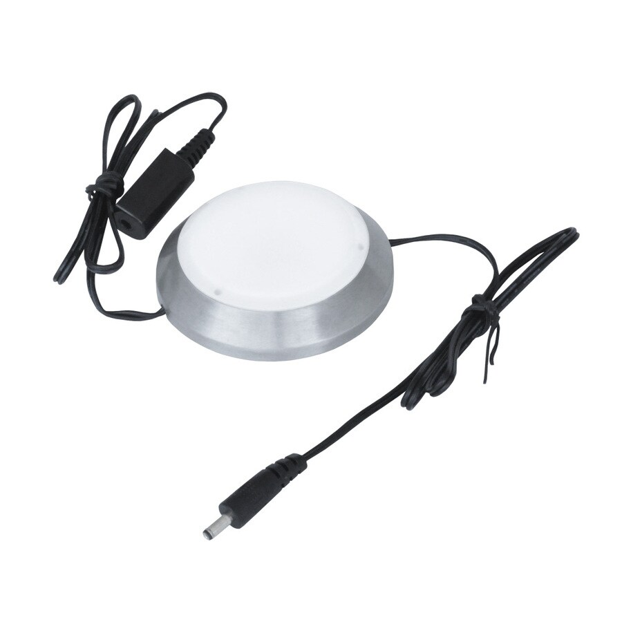 Utilitech Pro 2.76-in Plug-in Puck Light