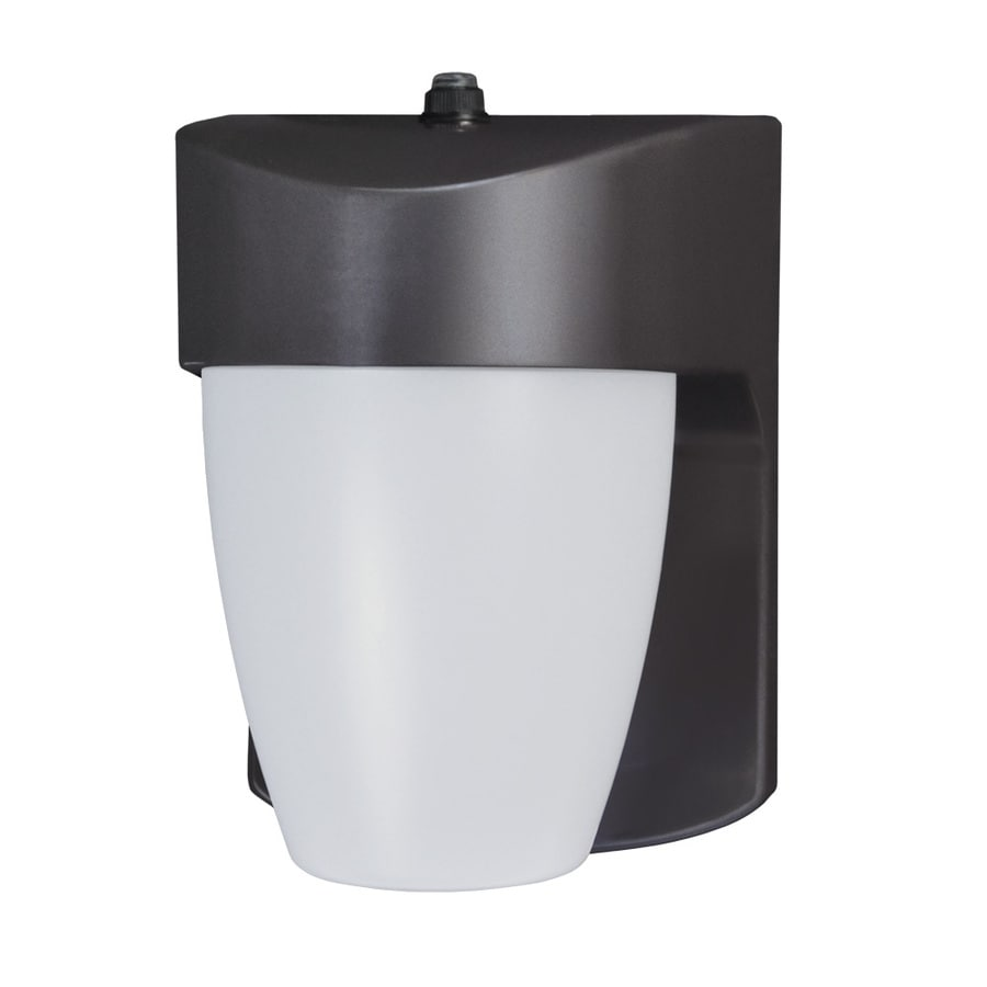 Shop dusk to dawn flood lights at lowes utilitech pro 1 head 1189 watt bronze led dusk to dawn flood aloadofball Choice Image