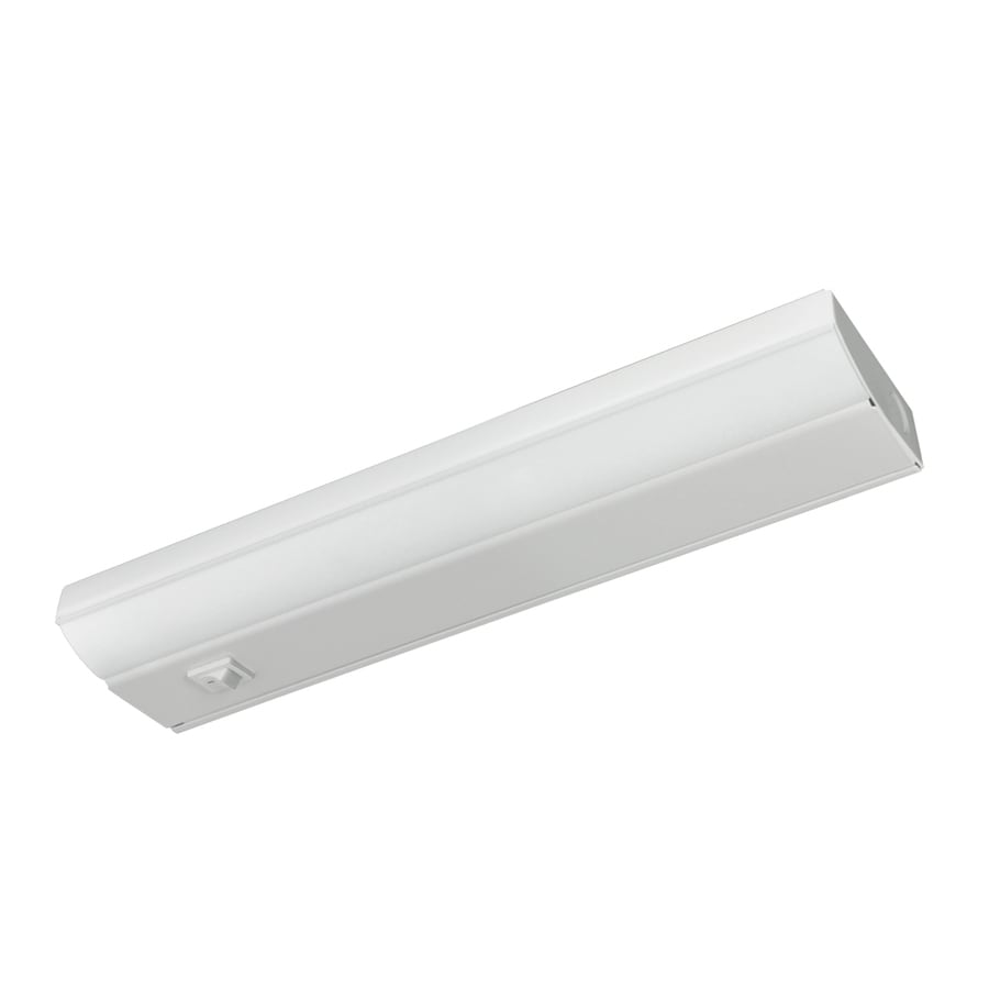 Utilitech Pro 12-in Hardwired Under Cabinet LED Light Bar
