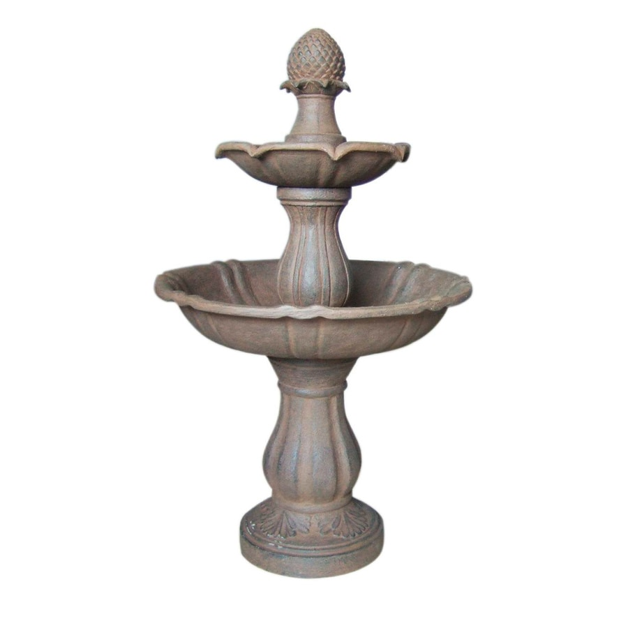 Artichoke 2-Tier Fountain