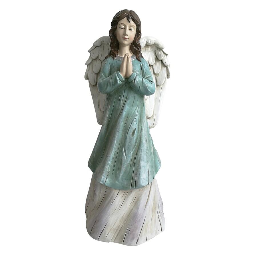 Holiday Living 2.35-ft Freestanding Angel Sculpture