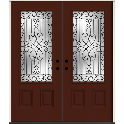 Reliabilt Wyngate 3 4 Lite Decorative Glass Right Hand