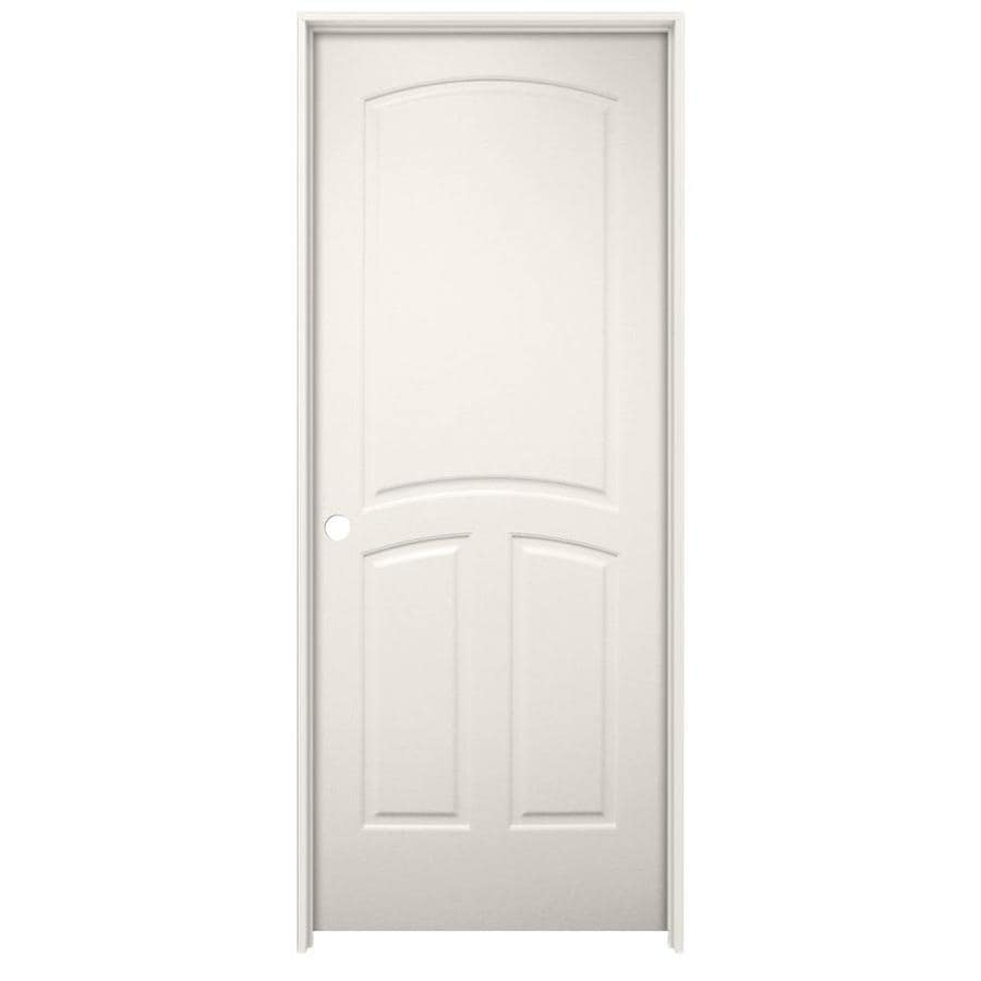 Millennium Collection Encore White 3 Panel Round Top Solid