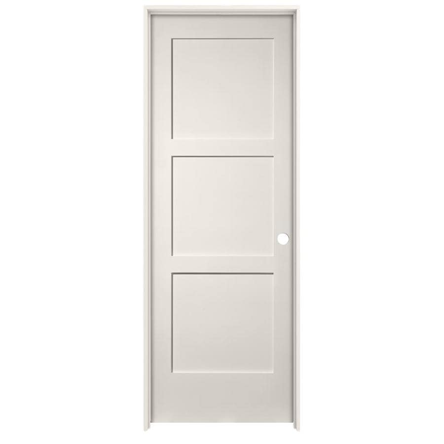 Millennium Collection Ovation Primed 3 Panel Square Solid