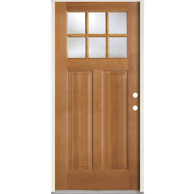 Wood Front Doors At Lowes Com Find a stylish and durable door for your home as well as a variety of accessories at menards®. wood front doors at lowes com