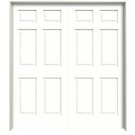 Double Pre Hung Pre Hung Doors At Lowes Com