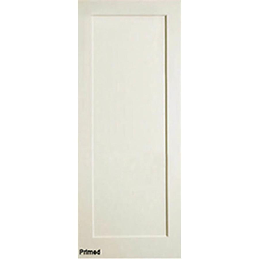 ReliaBilt Solid Core 1-Panel Slab Interior Door (Common: 30-in x 80-in; Actual: 30-in x 80-in)