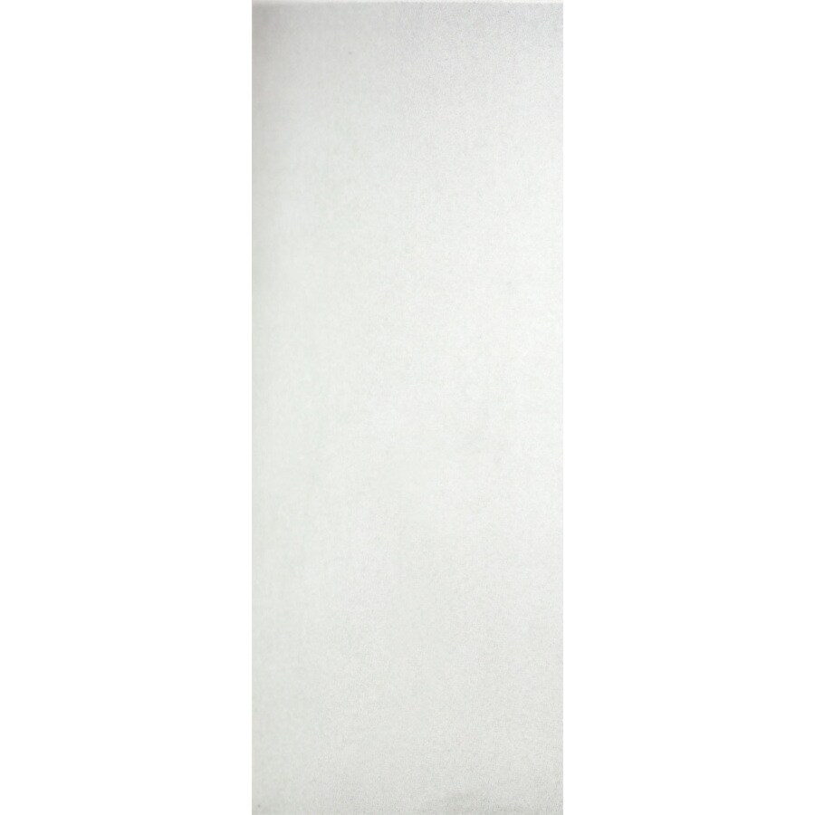 ReliaBilt Hollow Core Flush Slab Interior Door (Common: 32-in x 80-in; Actual: 32-in x 80-in)
