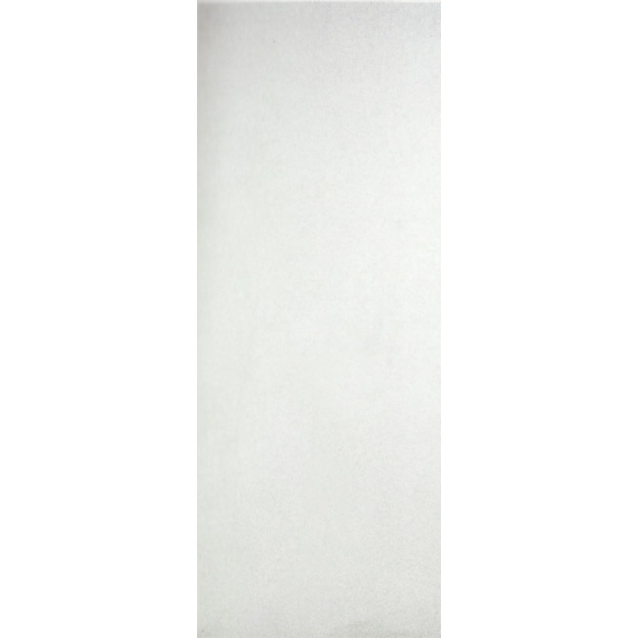 Shop Reliabilt White Flush Solid Core Hardboard Slab Door