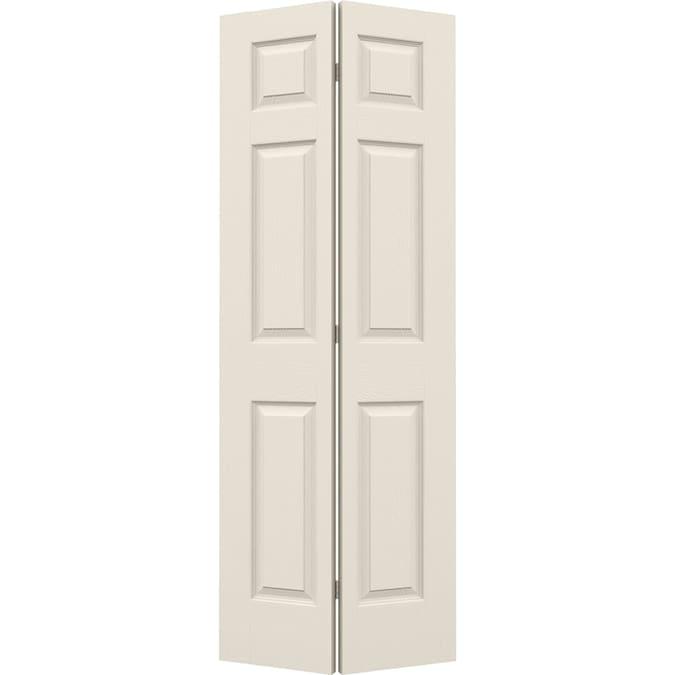 6 Panel Molded Composite Bifold Door