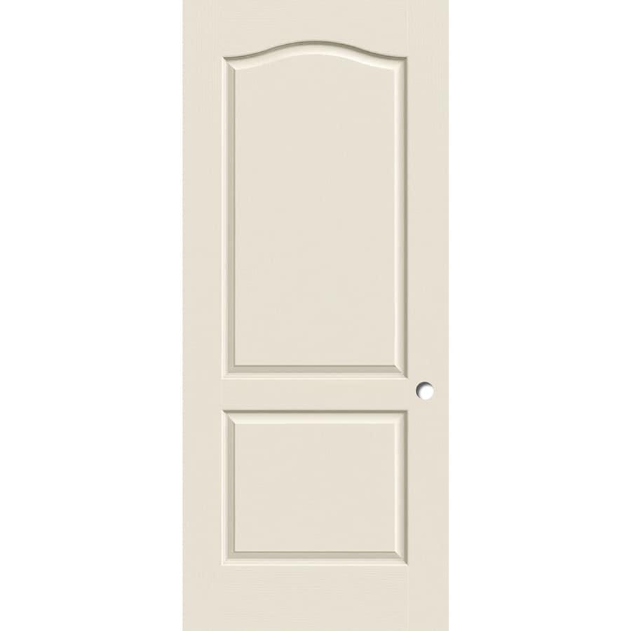 ReliaBilt Hollow Core Molded Composite Slab Interior Door (Common: 24-in x 80-in; Actual: 24-in x 80-in)