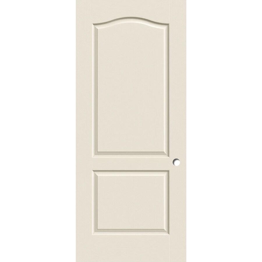 Shop Reliabilt Hollow Core Molded Composite Slab Interior Door Common 28 In X 80 In Actual