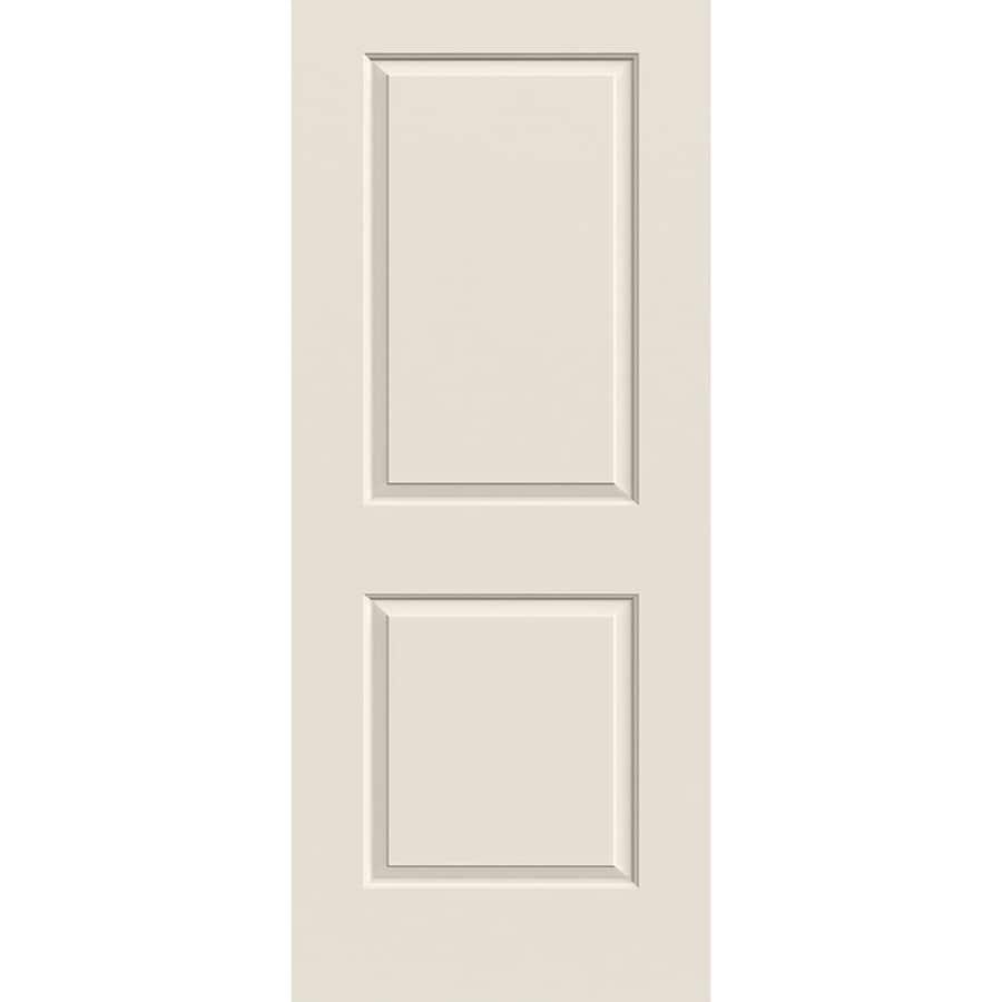 ReliaBilt Hollow Core Molded Composite Slab Interior Door (Common: 28-in x 80-in; Actual: 28-in x 80-in)