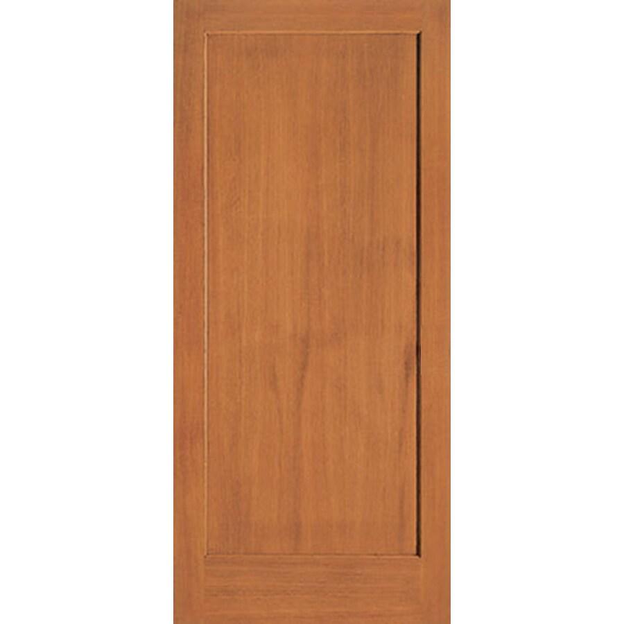ReliaBilt 1-Panel Fir Slab Interior Door (Common: 32-in x 80-in; Actual: 32-in x 80-in)