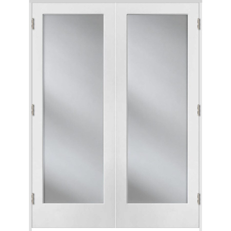 Shop reliabilt 1 lite clear glass french interior door for 12x48 window