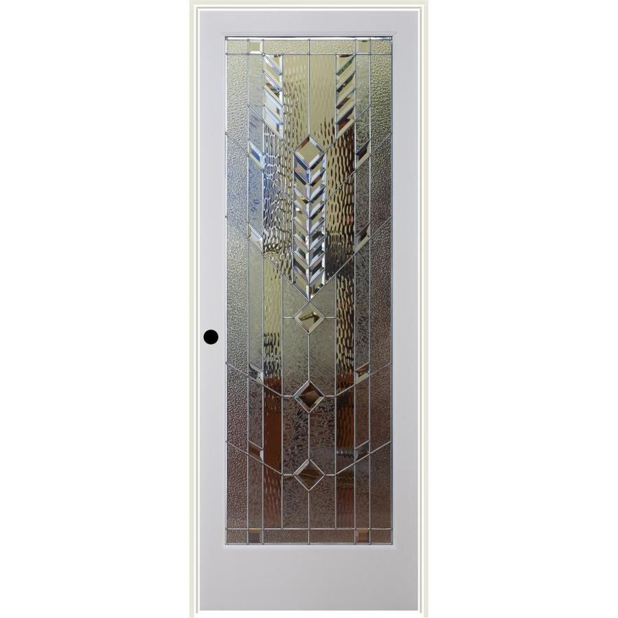 ReliaBilt Mojave Insulated Solid Core Single Prehung Interior Door (Common: 36-in x 80-in; Actual: 37.5-in x 81.6875-in)