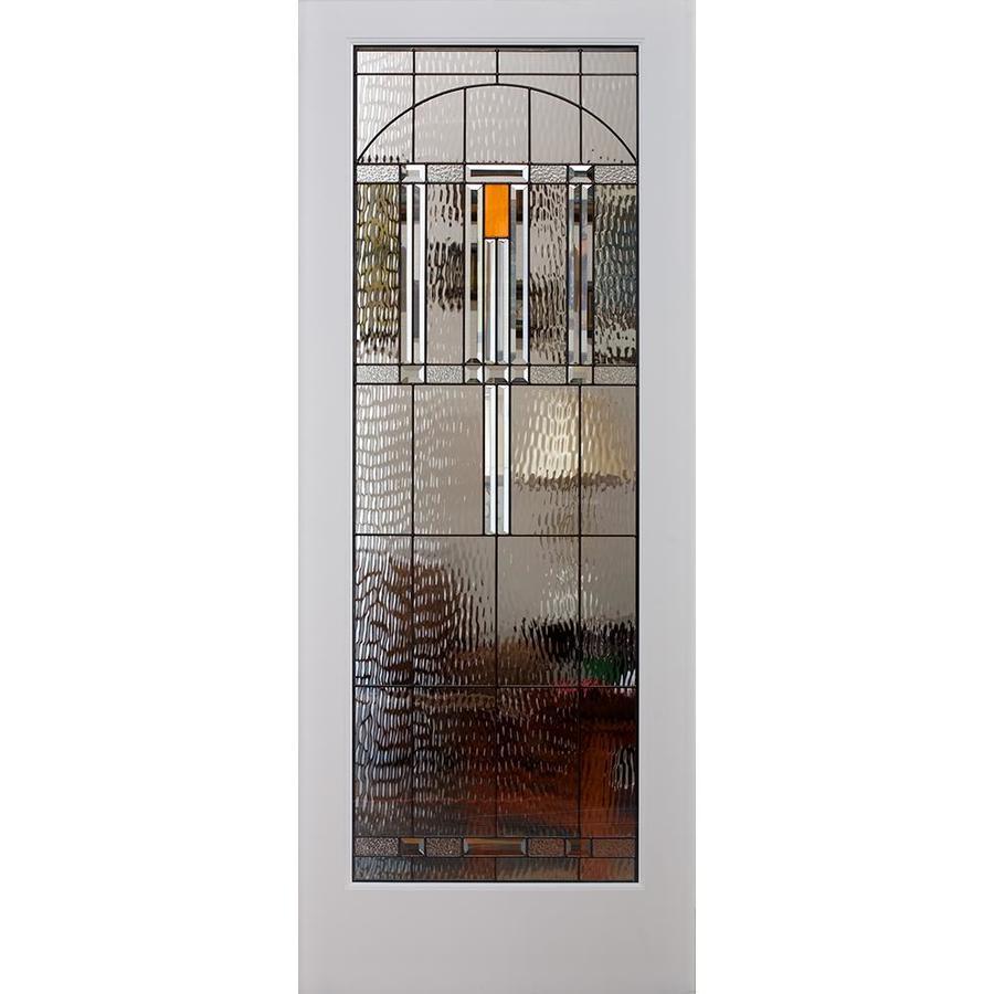 ReliaBilt El Dorado Insulated Solid Core Slab Interior Door (Common: 30-in x 80-in; Actual: 30-in x 80-in)