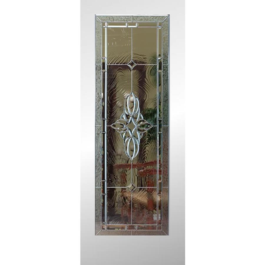 Shop Reliabilt Serrano Insulated Primed 1 Panel Solid Core Wood Slab Door Common 32 In X 80 In
