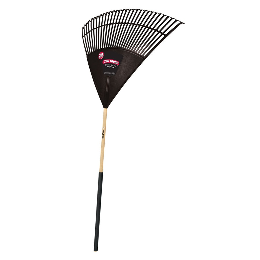 Tru Tough Tru Tough 33-in Leaf Rake