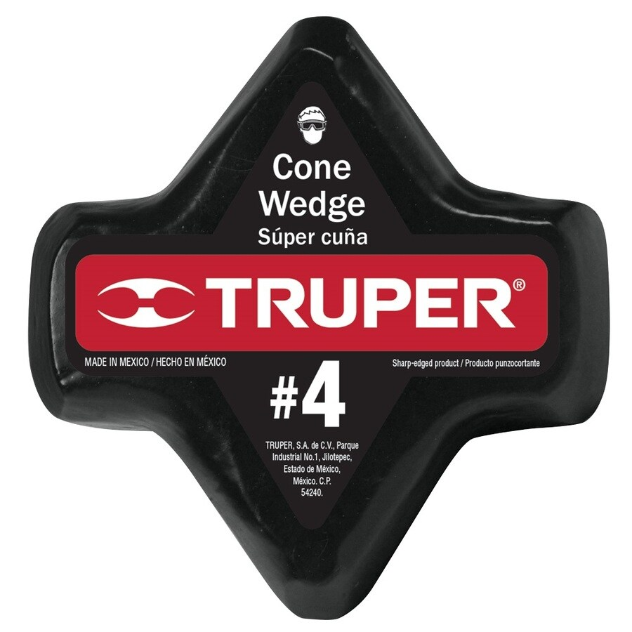 Shop Truper Tru Pro Splitting Wedge At Lowes