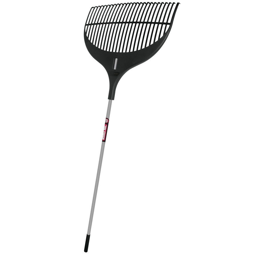 Tru Tough 26-in Leaf Rake