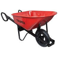 Truper 6-cu ft Steel Wheelbarrow Deals