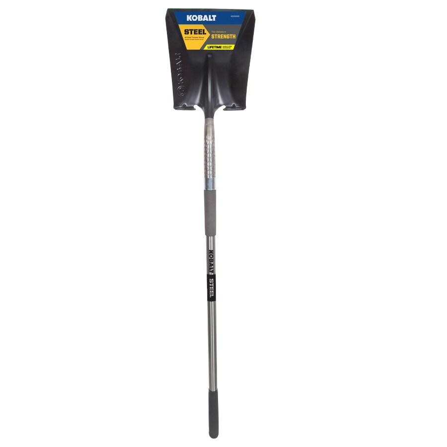 Kobalt Long-Handle Steel Transfer Shovel