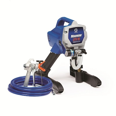 Lts 15 Electric Stationary Airless Paint Sprayer