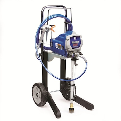 Lts 17 Electric Stationary Airless Paint Sprayer