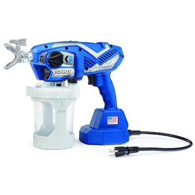 Tc Pro Electric Handheld Airless Paint Sprayer