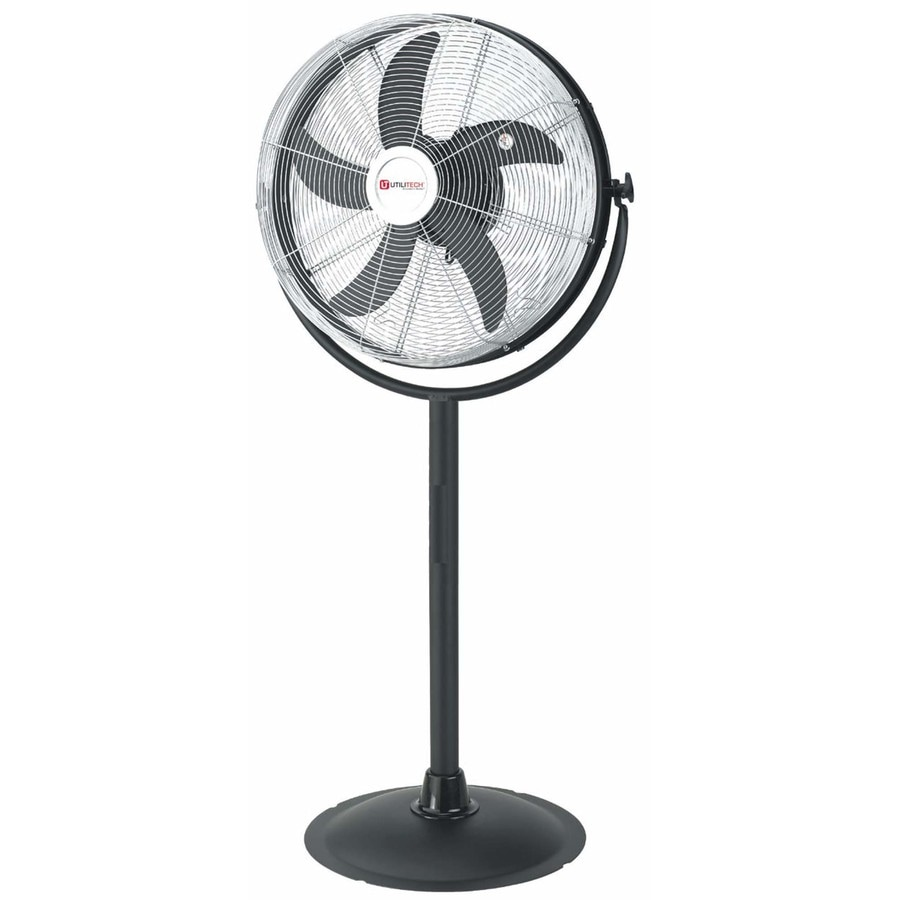 Shop Utilitech Pro 20 In 3 Speed High Velocity Fan At