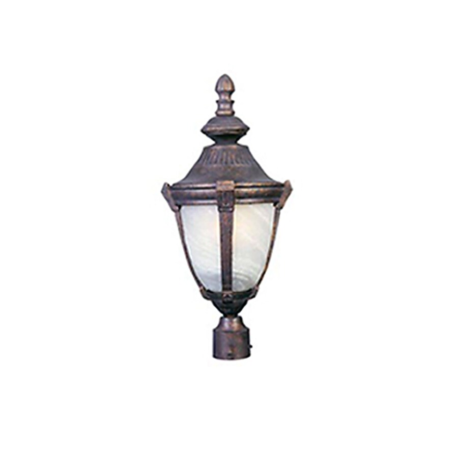 Pyramid Creations Wakefield 26-in H Empire Bronze Outdoor Wall Light