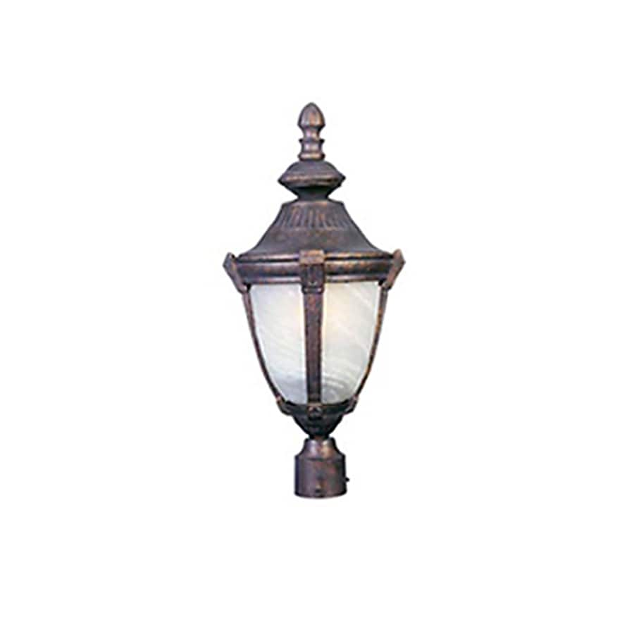 Pyramid Creations Wakefield 32-in H Empire Bronze Outdoor Wall Light