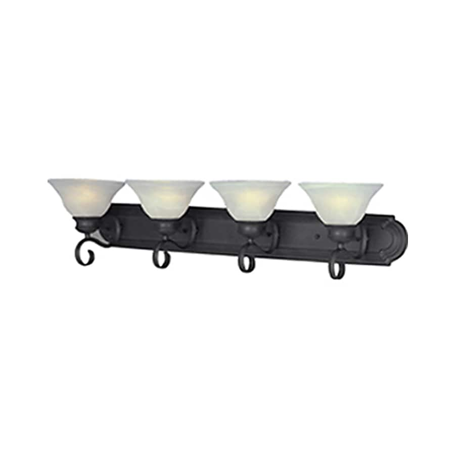 Pyramid Creations Pacific 4-Light Kentucky Bronze Bell Vanity Light