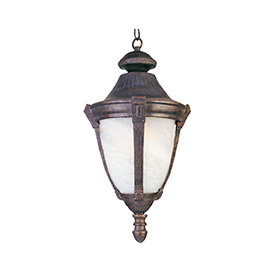 Pyramid Creations Wakefield 27-in H Empire Bronze Outdoor Wall Light
