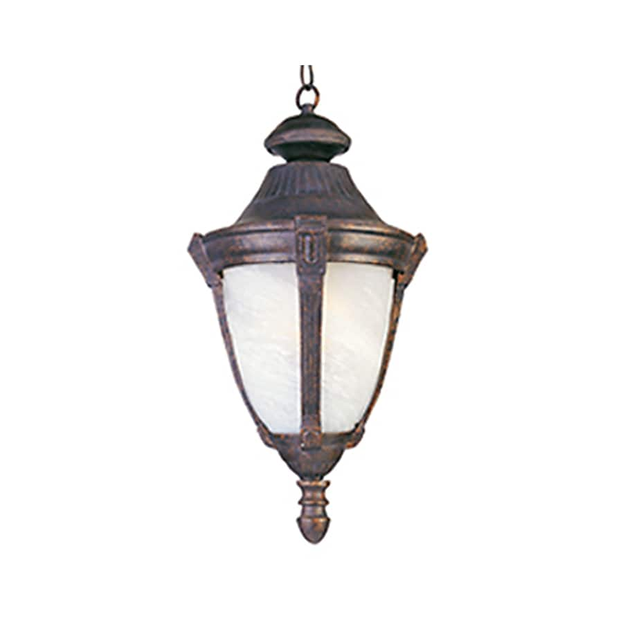 Pyramid Creations Wakefield 22-in H Empire Bronze Outdoor Wall Light
