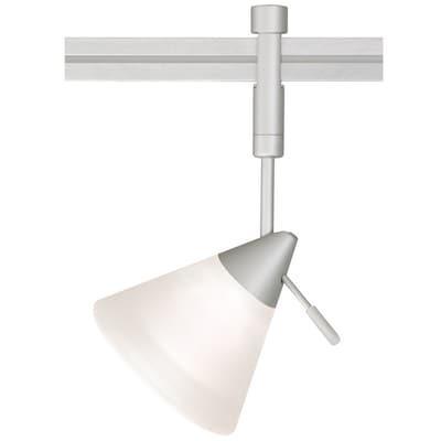 Tiella 1 Light Flexible Track Lighting Head At Lowes