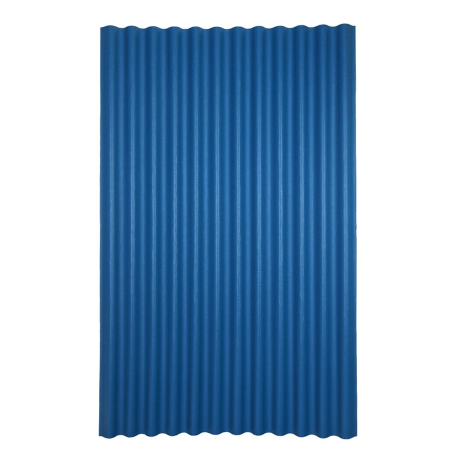 Lowe S Metal Roof Panels : Corrugated roof ondura ft asphalt