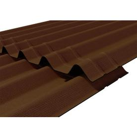 Brown Roof Panels at Lowes com