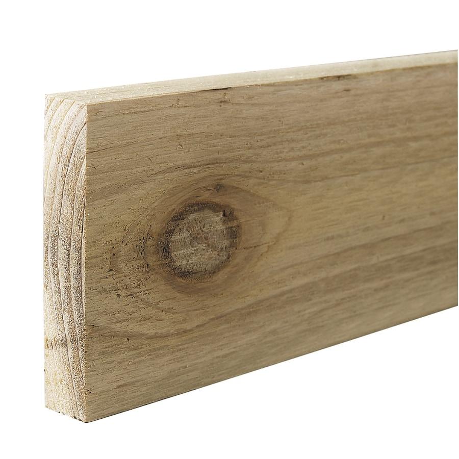 TriPro (Common: 1-in x 4-in x 8-ft; Actual: 0.6562-in x 3.5-in x 8-ft) Pattern Stock Cedar Board