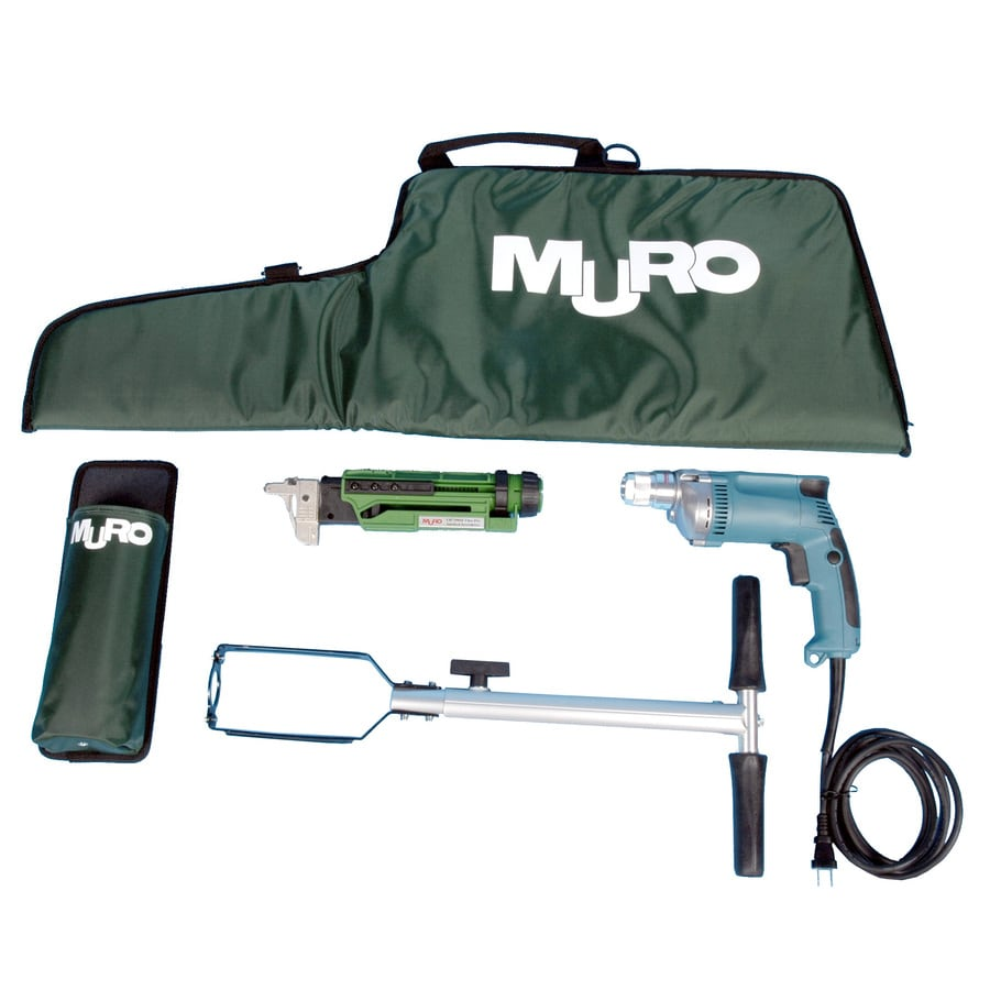 USP Muro Ultra Driver Flooring Tool with Makita FS4200 Motor