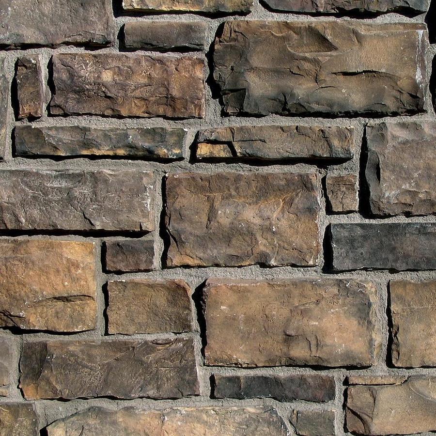 Coronado Stone Products Ashlar and Rubble Dakota Brown Outside Corner Stone Veneer Trim